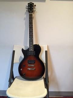 Johnson LH Guitar