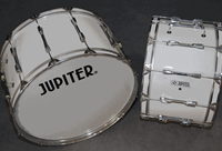 jupiter bass drums
